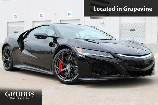 2017 Acura NSX Vehicle Photo in Grapevine, TX 76051