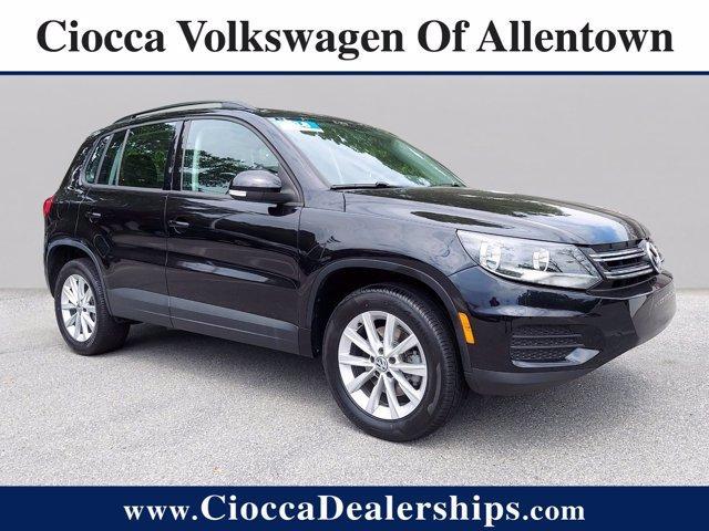 2018 Volkswagen Tiguan Limited Vehicle Photo in Allentown, PA 18103