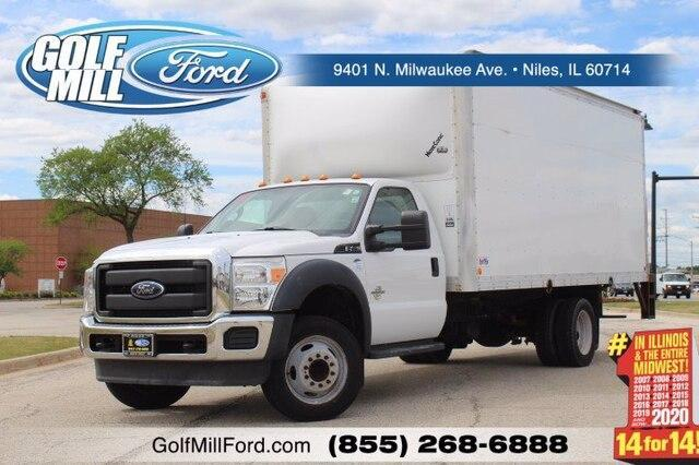 2015 Ford Super Duty F-450 DRW Vehicle Photo in Plainfield, IL 60586