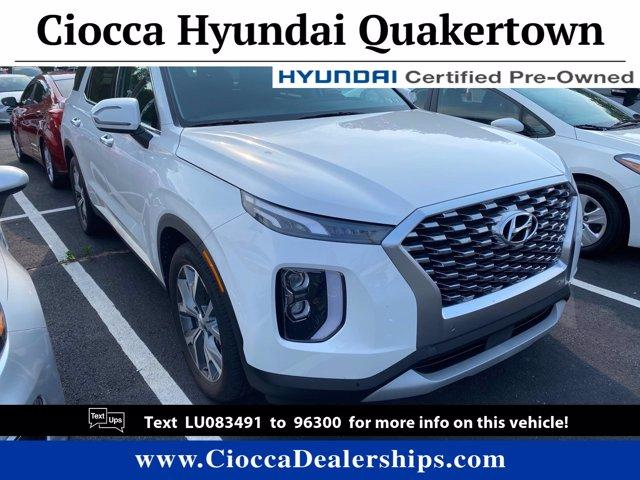 2020 Hyundai Palisade Vehicle Photo in Quakertown, PA 18951