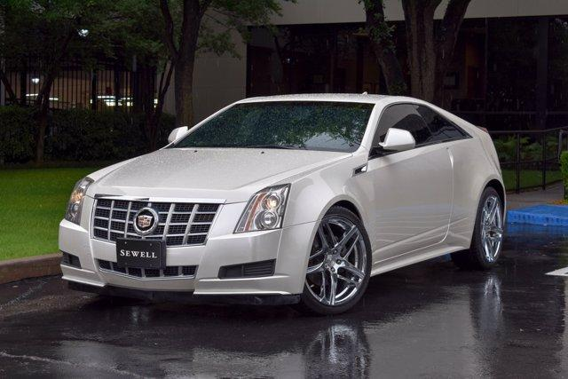 2014 Cadillac CTS Coupe Vehicle Photo in Dallas, TX 75209