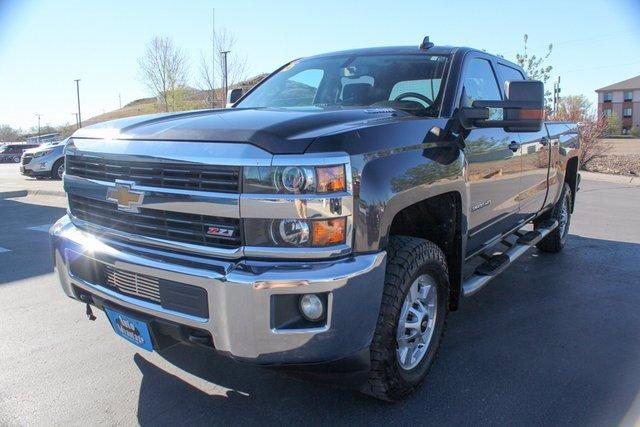 2015 Chevrolet Silverado 2500HD Built After Aug 14 Vehicle Photo in Miles City, MT 59301-5791