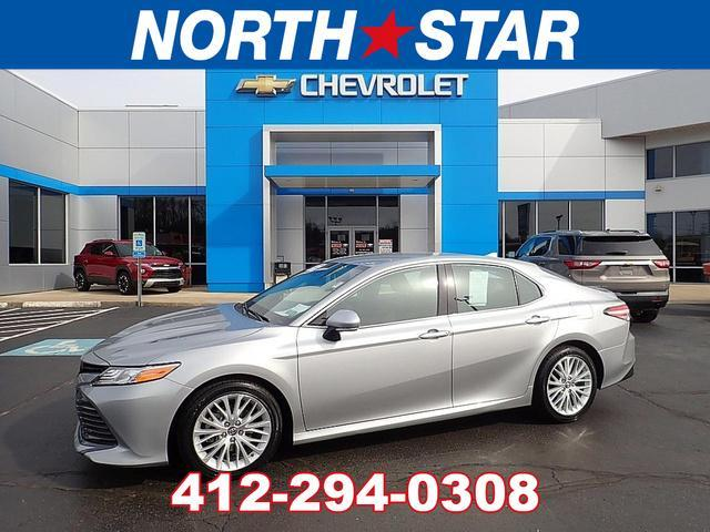 2019 Toyota Camry Vehicle Photo in Moon Township, PA 15108