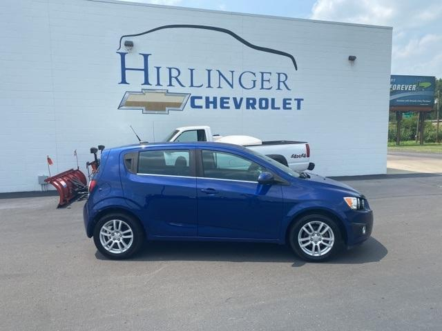 2013 Chevrolet Sonic Vehicle Photo in WEST HARRISON, IN 47060-9672