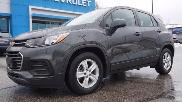 2019 Chevrolet Trax Vehicle Photo in Milford, OH 45150