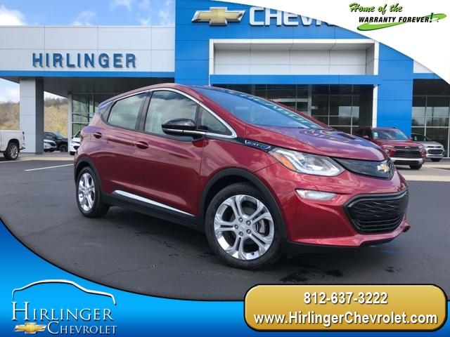2021 Chevrolet Bolt EV Vehicle Photo in West Harrison, IN 47060