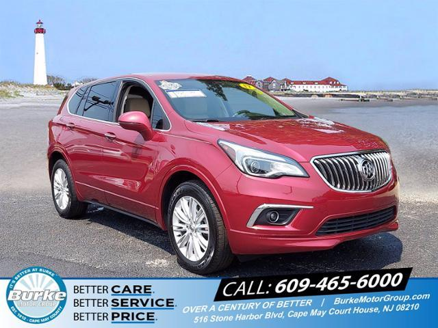 2017 Buick Envision Vehicle Photo in CAPE MAY COURT HOUSE, NJ 08210-2432