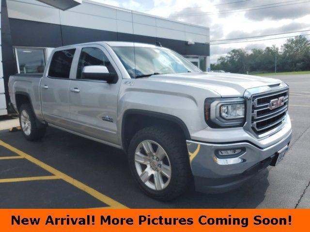 2016 GMC Sierra 1500 Vehicle Photo in DEPEW, NY 14043-2608