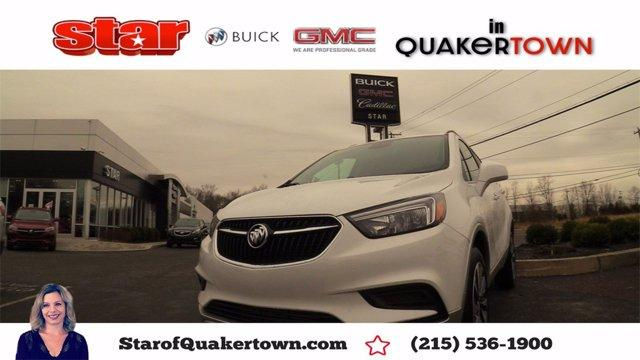2021 Buick Encore Vehicle Photo in QUAKERTOWN, PA 18951-2312