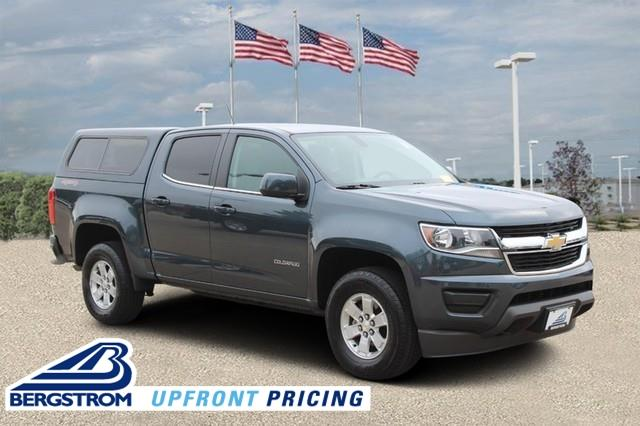2019 Chevrolet Colorado Vehicle Photo in MADISON, WI 53713-3220