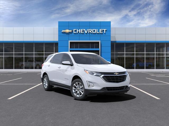 2021 Chevrolet Equinox Vehicle Photo in Champlain, NY 12919