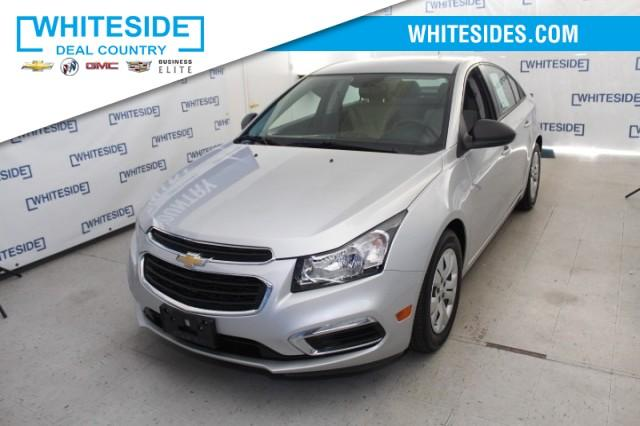 2015 Chevrolet Cruze Vehicle Photo in St. Clairsville, OH 43950