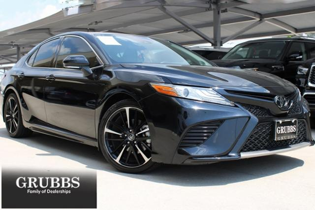 2019 Toyota Camry Vehicle Photo in Grapevine, TX 76051