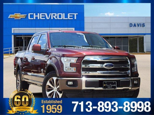2016 Ford F-150 Vehicle Photo in HOUSTON, TX 77054-4802