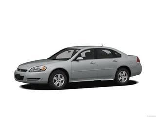 2012 Chevrolet Impala Vehicle Photo in Davenport, IA 52806