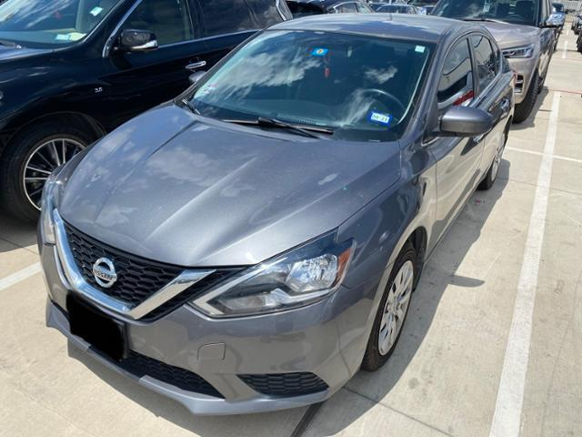 2017 Nissan Sentra Vehicle Photo in Grapevine, TX 76051
