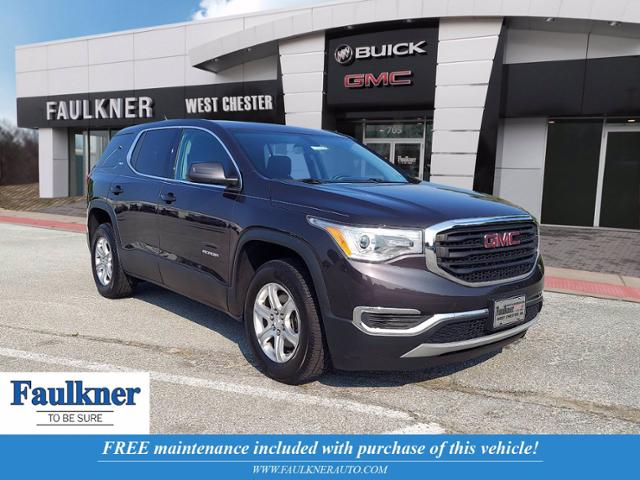2018 GMC Acadia Vehicle Photo in WEST CHESTER, PA 19382-4976