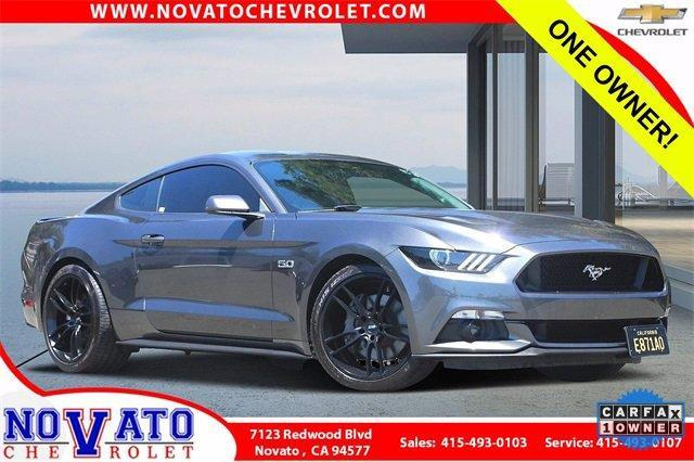2016 Ford Mustang Vehicle Photo in NOVATO, CA 94945-4102