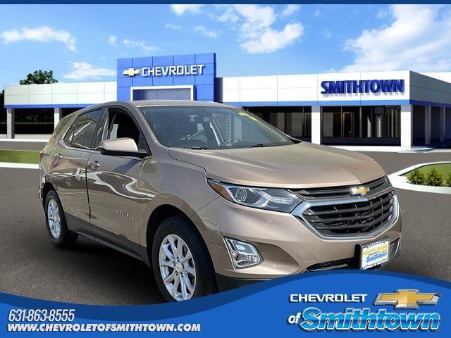 2018 Chevrolet Equinox Vehicle Photo in Saint James, NY 11780