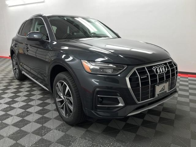 2021 Audi Q5 Vehicle Photo in Appleton, WI 54913