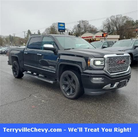 2018 GMC Sierra 1500 Vehicle Photo in Terryville, CT 06786