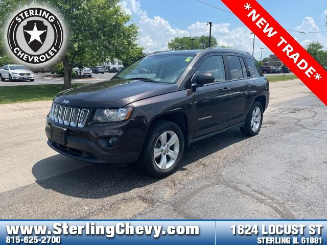 2014 Jeep Compass Vehicle Photo in STERLING, IL 61081-1198