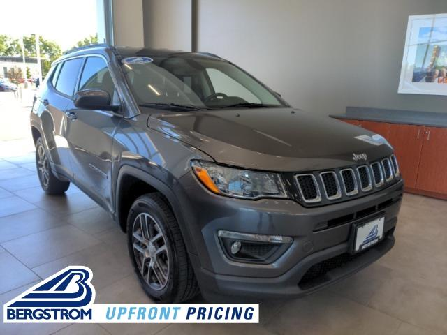 2019 Jeep Compass Vehicle Photo in Green Bay, WI 54304