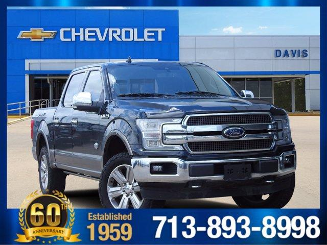 2018 Ford F-150 Vehicle Photo in HOUSTON, TX 77054-4802