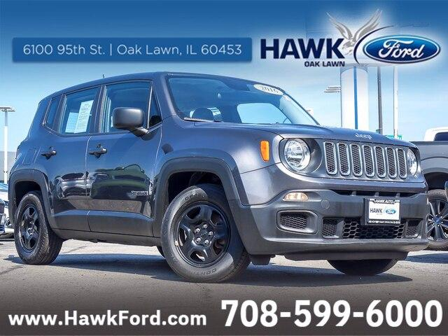 2016 Jeep Renegade Vehicle Photo in Plainfield, IL 60586