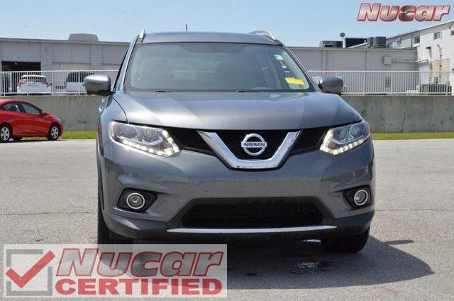 2016 Nissan Rogue Vehicle Photo in New Castle, DE 19720