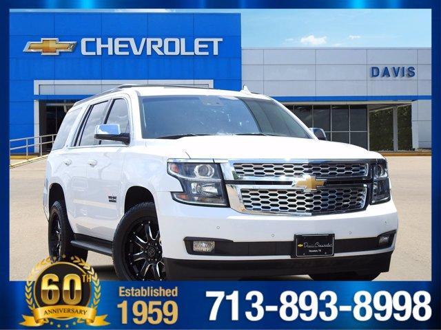 2017 Chevrolet Tahoe Vehicle Photo in Houston, TX 77054