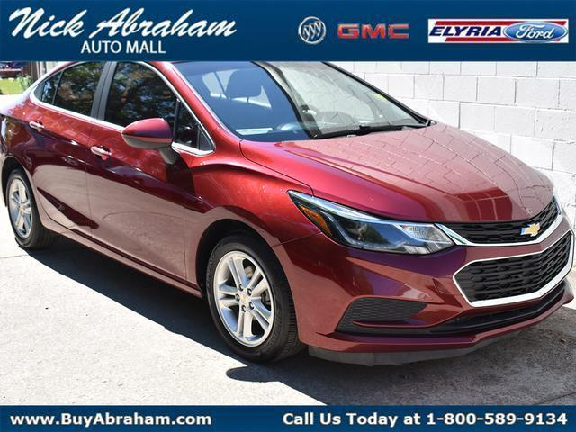 2016 Chevrolet Cruze Vehicle Photo in ELYRIA, OH 44035-6349