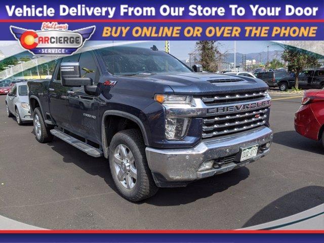 2020 Chevrolet Silverado 2500HD Vehicle Photo in Colorado Springs, CO 80905