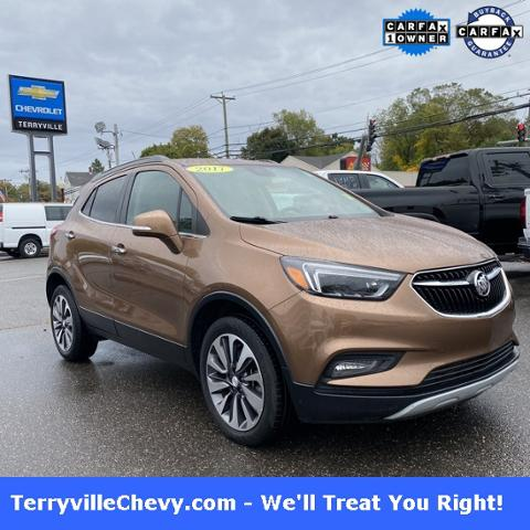 2017 Buick Encore Vehicle Photo in Terryville, CT 06786