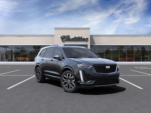 2021 Cadillac XT6 Vehicle Photo in Madison, WI 53713