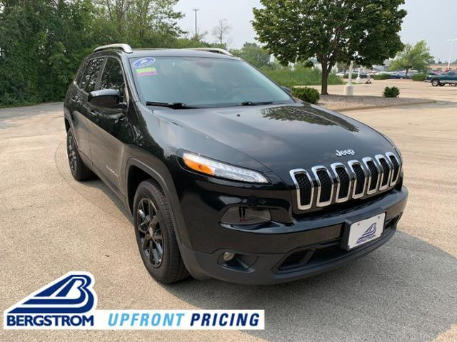 2016 Jeep Cherokee Vehicle Photo in APPLETON, WI 54914-4656