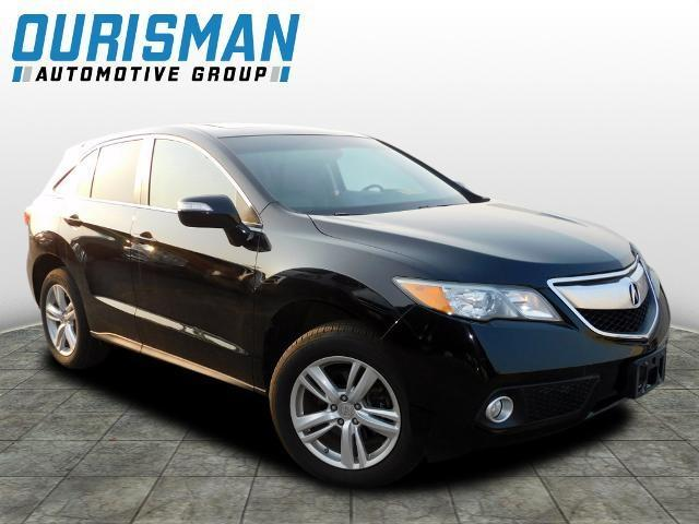 2014 Acura RDX Vehicle Photo in Clarksville, MD 21029