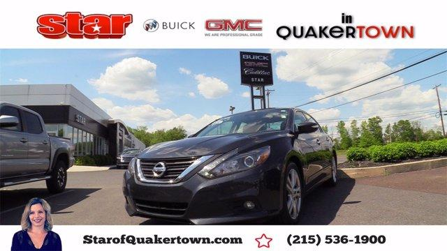 2017 Nissan Altima Vehicle Photo in QUAKERTOWN, PA 18951-2312