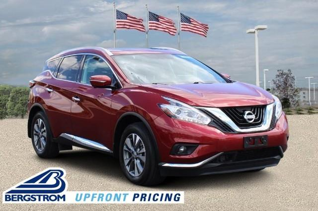 2015 Nissan Murano Vehicle Photo in Middleton, WI 53562