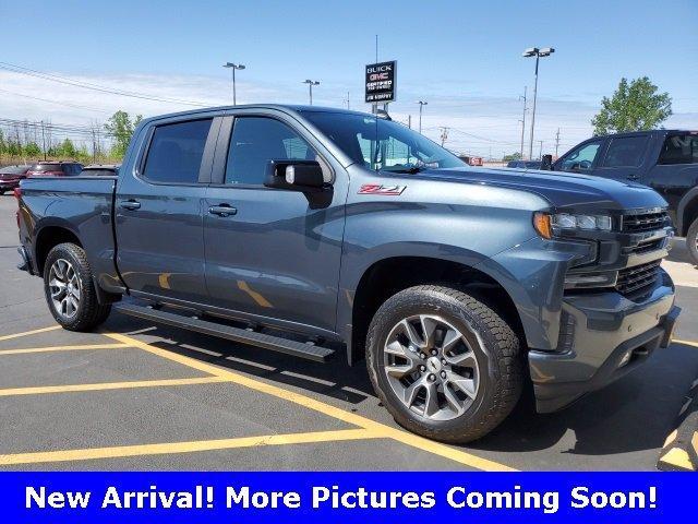 2019 Chevrolet Silverado 1500 Vehicle Photo in DEPEW, NY 14043-2608