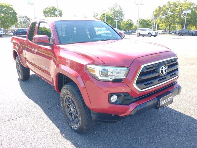 2017 Toyota Tacoma Vehicle Photo in Richmond, VA 23231