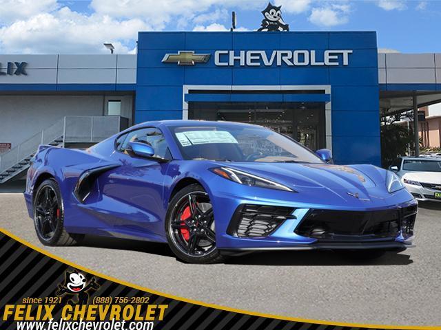 2021 Chevrolet Corvette Vehicle Photo in Los Angeles, CA 90007