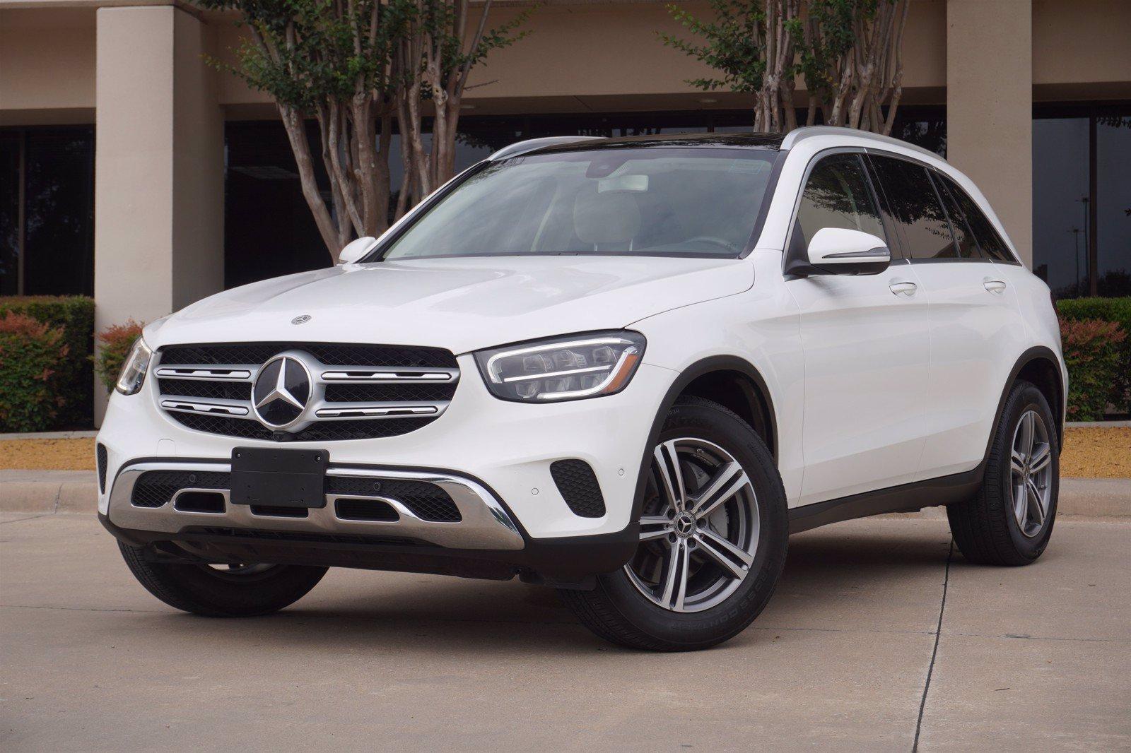 2020 Mercedes-Benz GLC Vehicle Photo in Grapevine, TX 76051