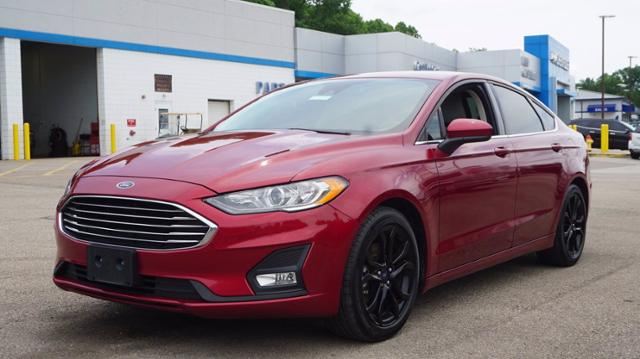 2019 Ford Fusion Vehicle Photo in MILFORD, OH 45150-1684