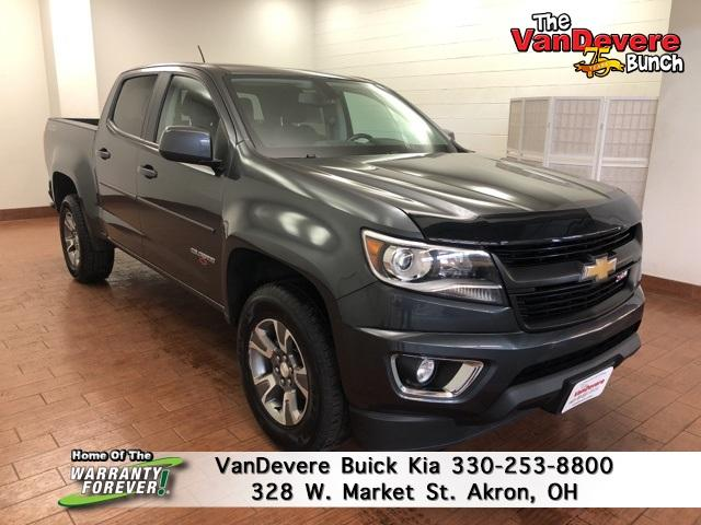2016 Chevrolet Colorado Vehicle Photo in AKRON, OH 44303-2185