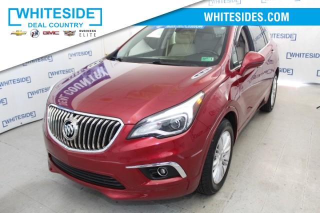 2018 Buick Envision Vehicle Photo in St. Clairsville, OH 43950