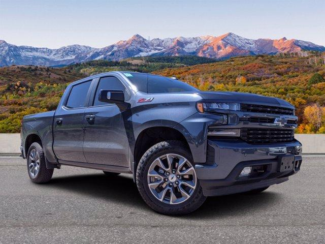 2020 Chevrolet Silverado 1500 Vehicle Photo in Colorado Springs, CO 80905