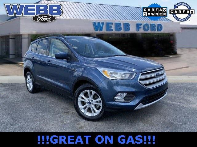 2018 Ford Escape Vehicle Photo in Highland, IN 46322