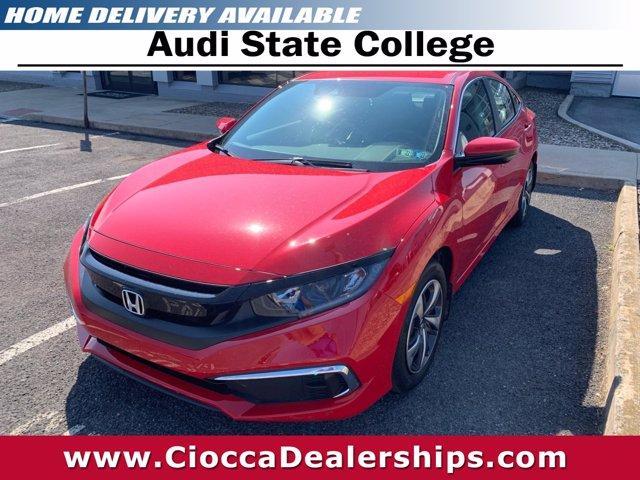 2020 Honda Civic Sedan Vehicle Photo in State College, PA 16801