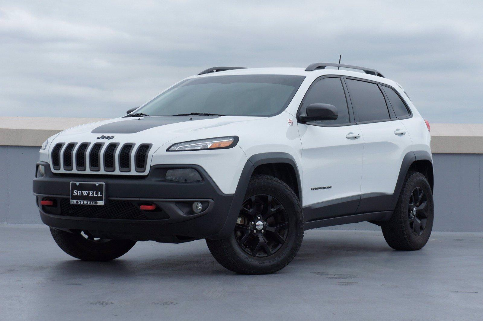 2016 Jeep Cherokee Vehicle Photo in Dallas, TX 75209
